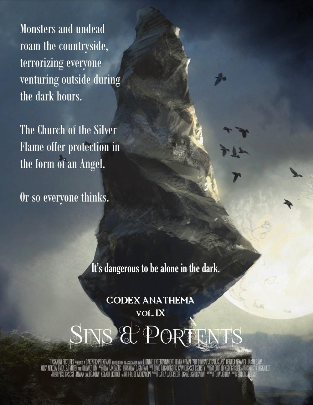 Codex Anathema 9